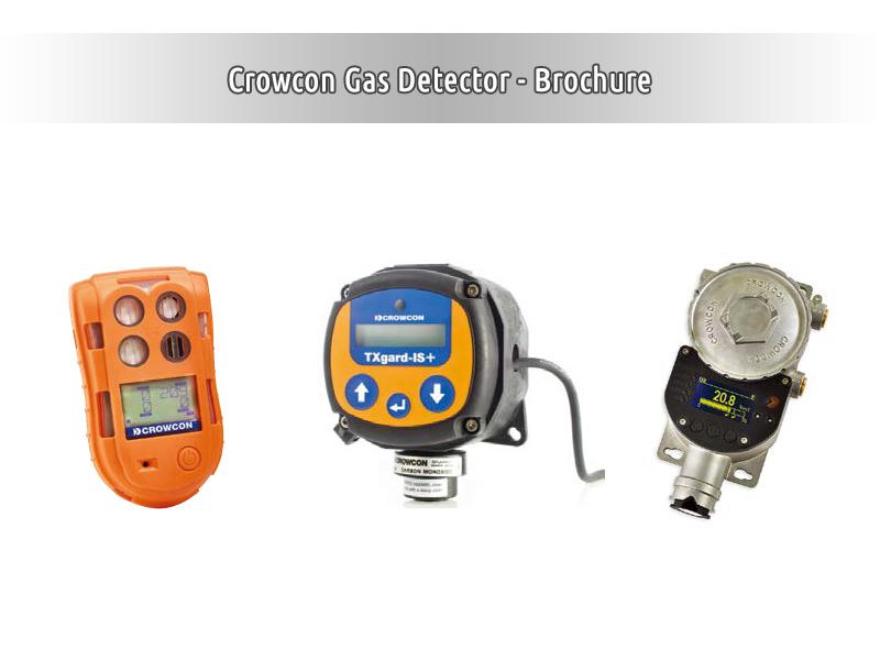 Crowcon Gas Detector