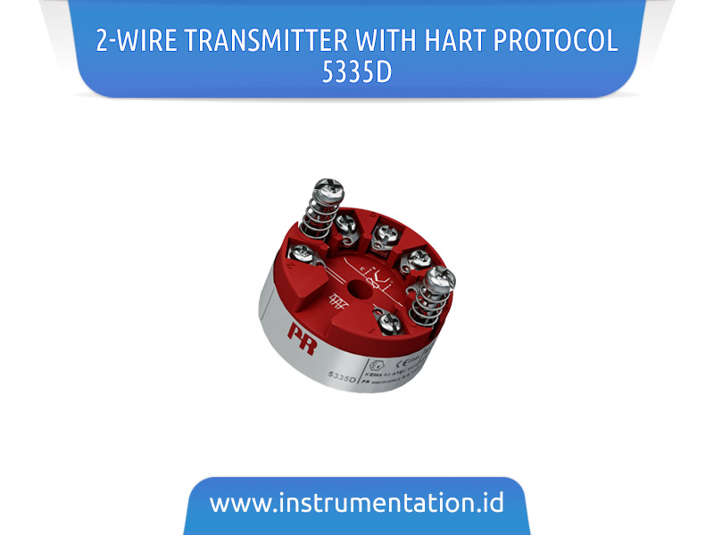 2-wire Transmitter with HART Protocol 5335D