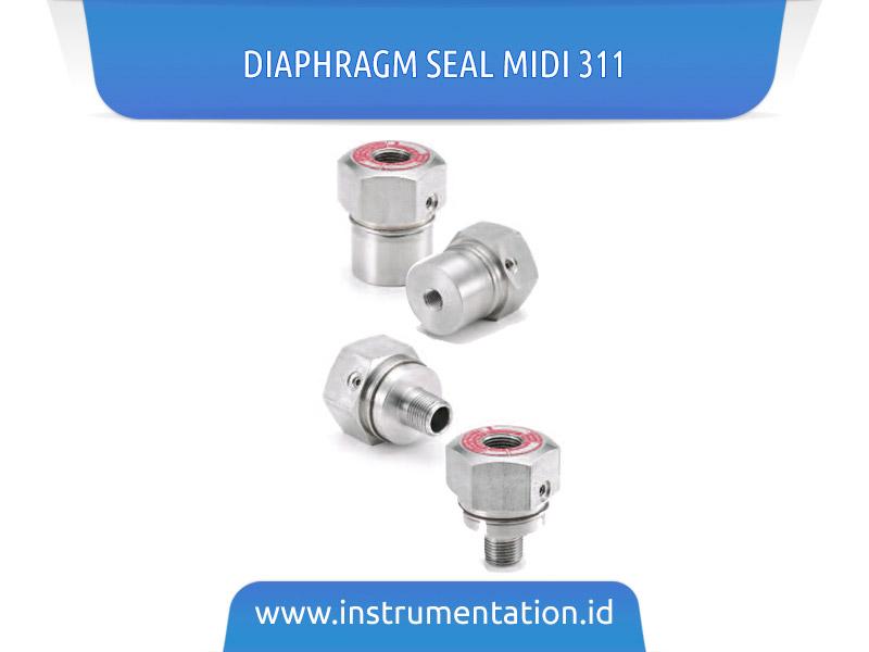 Diaphragm Seal MIDI 311