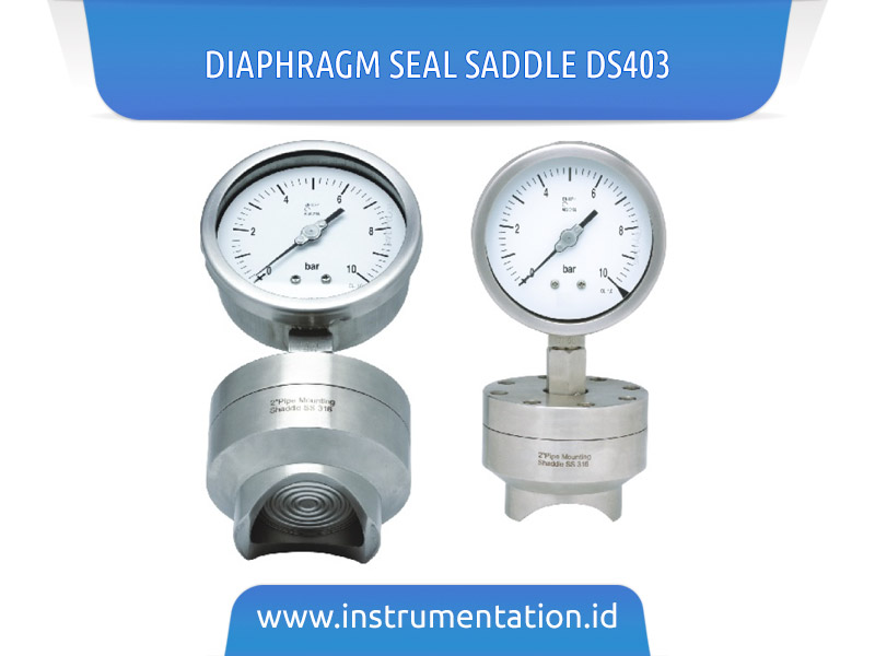 Diaphragm Seal Saddle DS403