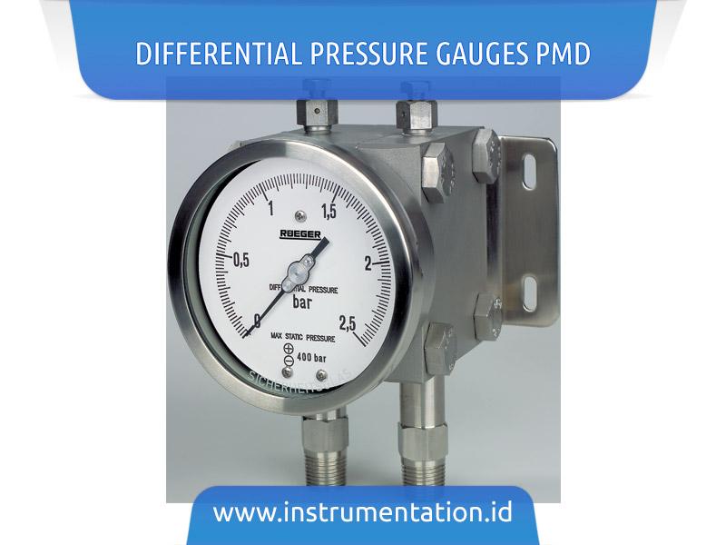 Differential Pressure Gauges PMD
