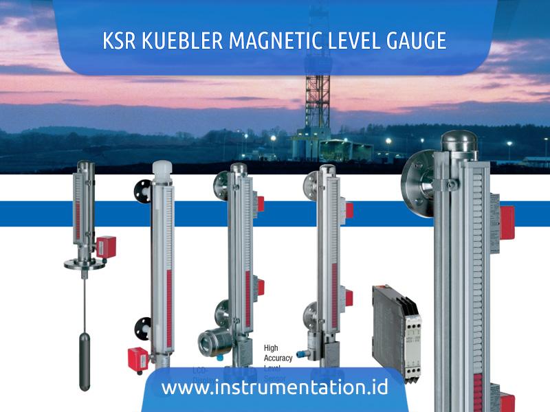 KSR KUEBLER Magnetic Level Gauge