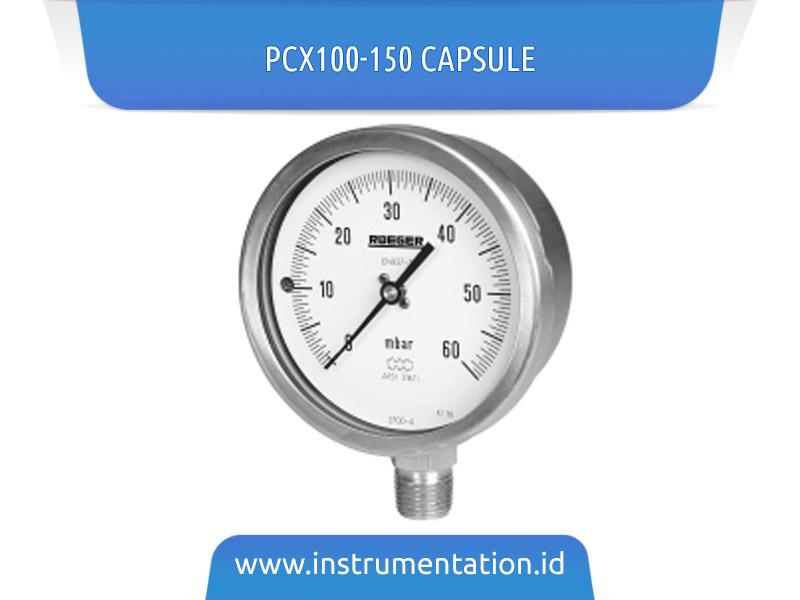 PCX100-150 Capsule