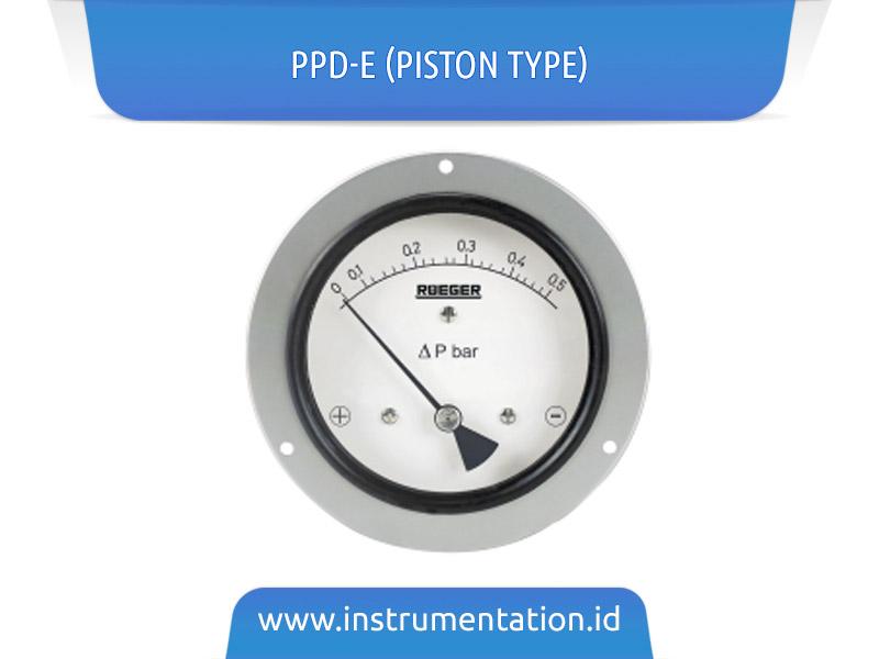 PPD-E (Piston Type)