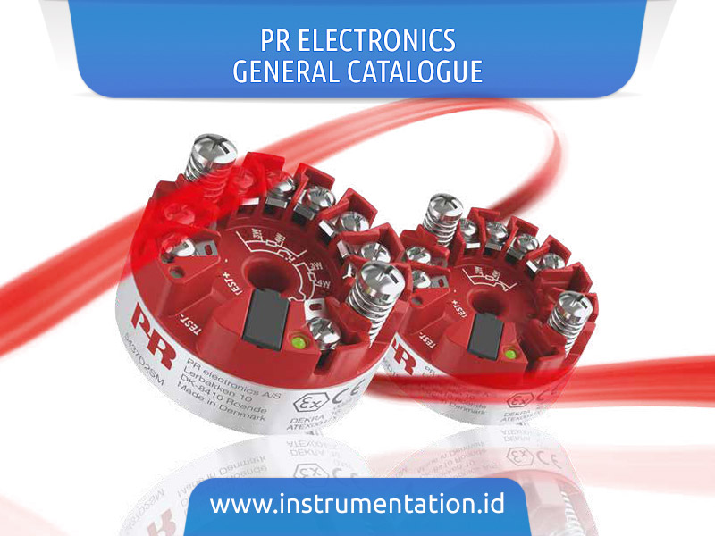 PR Electronics General Catalogue