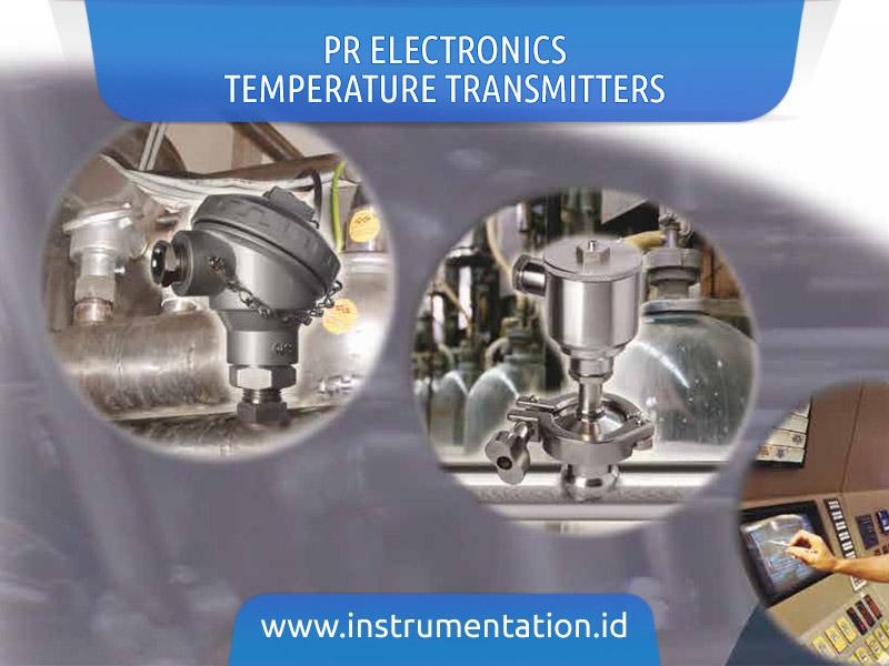 PR Electronics Temperature Transmitters