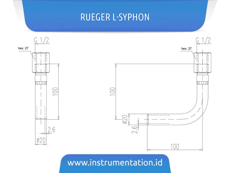 Rueger L-Syphon