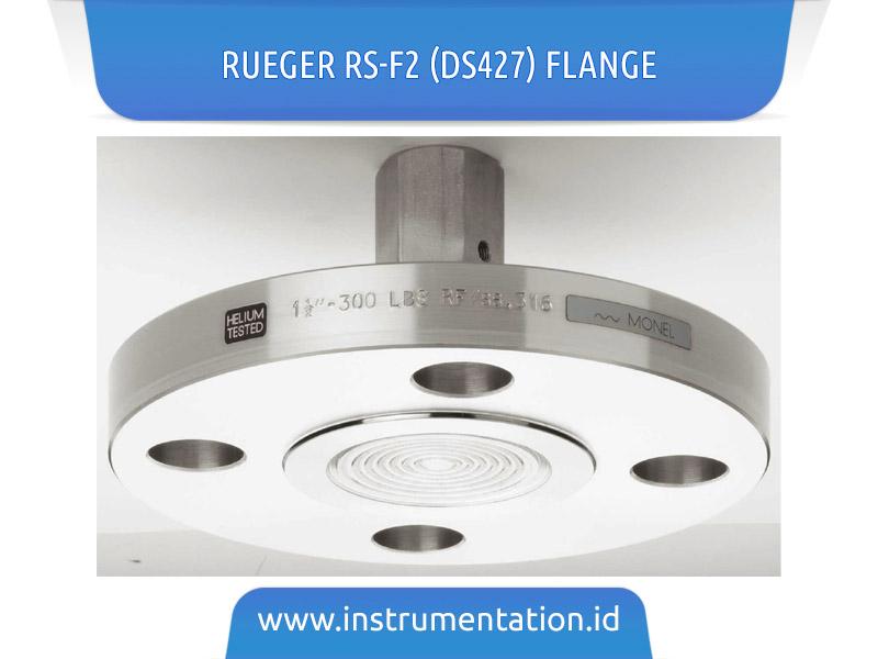 Rueger RS-F2 (DS427) Flange