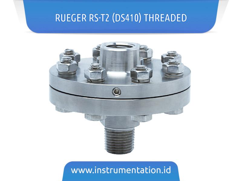 Rueger RS-T2 (DS410) threaded