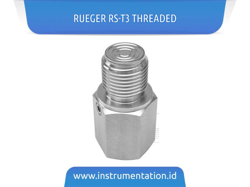 Rueger RS-T3 threaded