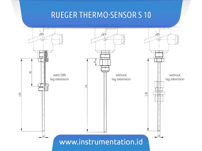 Rueger Thermo-Sensor S 10