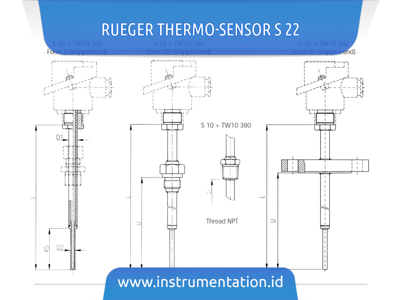 Rueger Thermo-Sensor S 22
