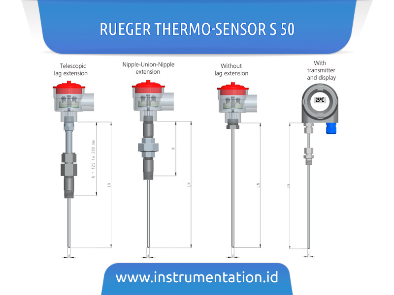 Rueger Thermo-Sensor S 50