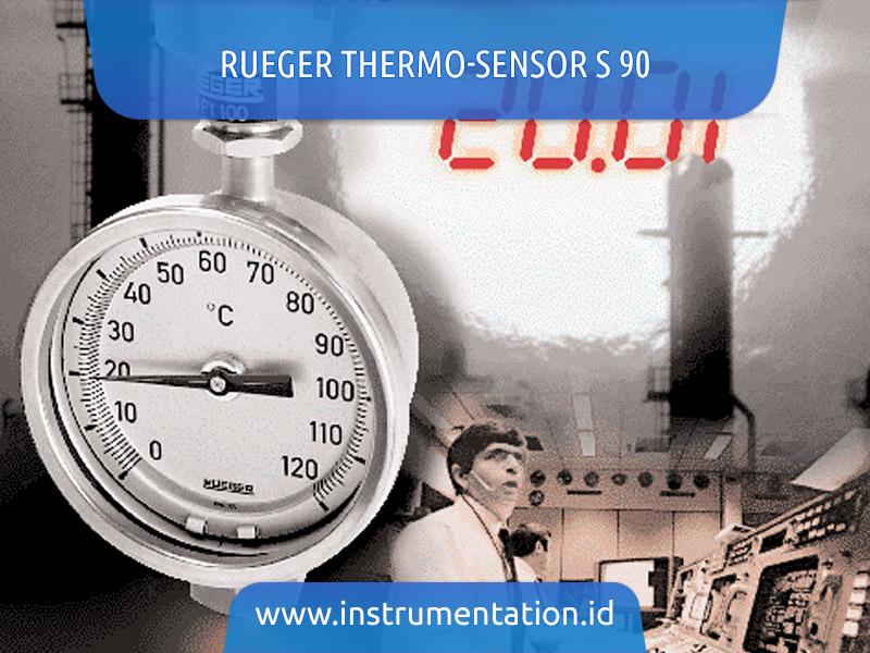 Rueger Thermo-Sensor S 90