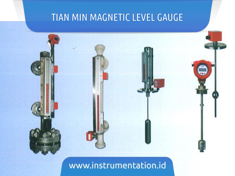 TIAN MIN Magnetic Level Gauge