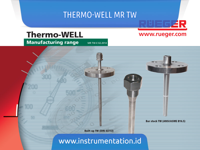 Thermo-WELL MR TW